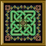 CQuilt maze black